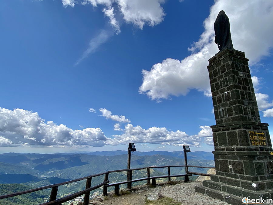 Monte Maggiorasca (1.804 m), la cima più alta dell'Appennino Ligure - Santo Stefano d'Aveto (Ge)