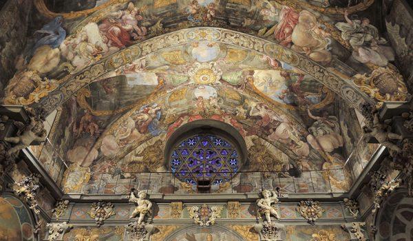 Visita con guía turístico de la Iglesia de San Nicolás en Valencia (España del sur)