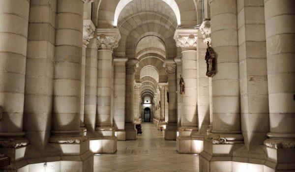 10 cose da vedere a Madrid: la cripta della Cattedral dell'Almudena