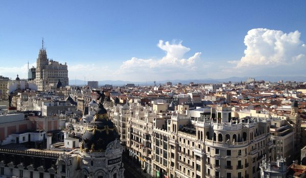 5 ostelli vicino alla Gran Vía di Madrid: