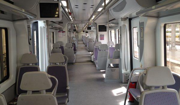 A bordo di Renfe Cercanías, il treno riservato ai pendolari spagnoli