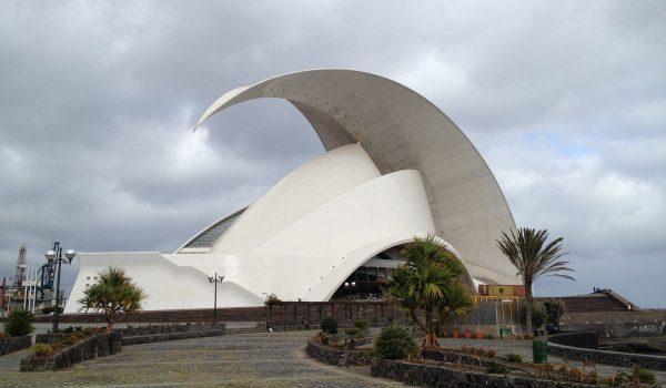 L'Auditorium di Tenerife