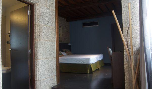 Camera dell'Hotel A Tafona do Peregrino di Santiago di Compostela
