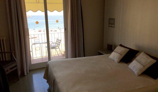 Camera dell'Hotel Capri di Tossa de Mar, Spagna