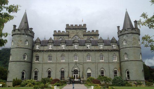 Castelli della Scozia: Inveraray Castle
