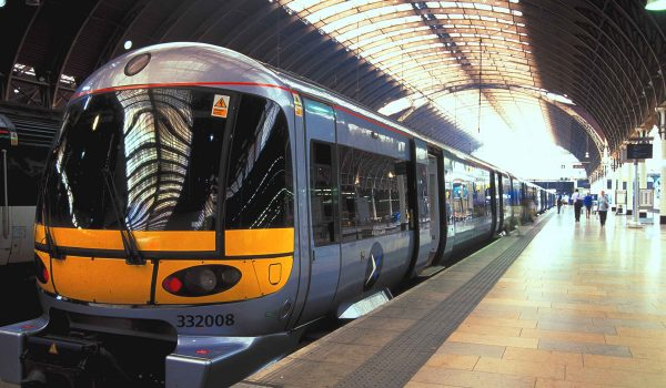 L'Heathrow Express collega l'aeroporto con il centro di Londra