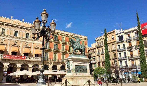Escursione da Tarragona a Reus in giornata (Costa Daurada)