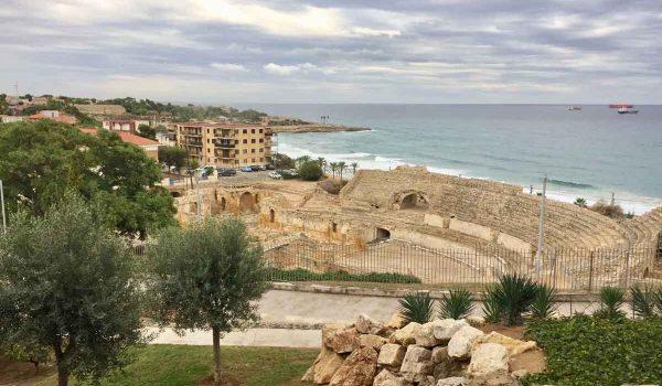 Anfiteatro Romano di Tarragona - Catalogna, Spagna