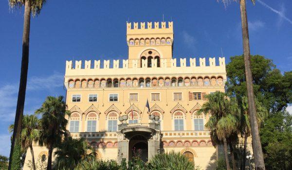 Gita in Liguria per visitare Arenzano nella riviera di Ponente
