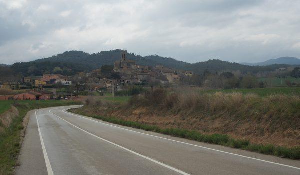 Muoversi in Costa Brava: arrivo a La Pera