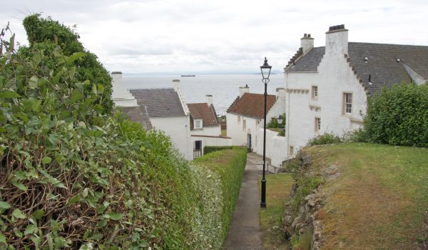 Scorci di Dysart - Kirkcaldy, Scozia