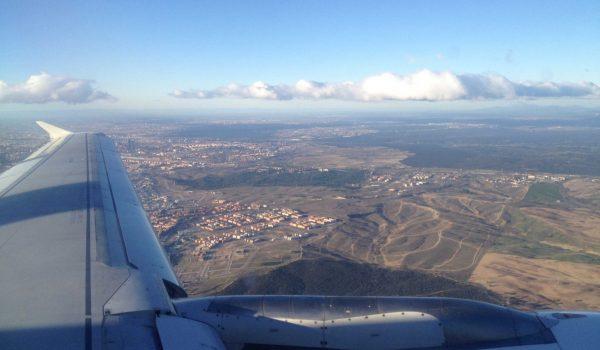 in volo con Iberia Express