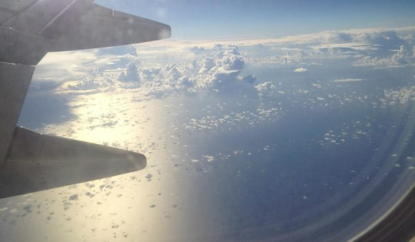 In volo con Ryanair sul Mediterraneo