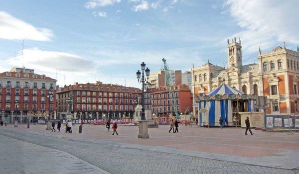 Cosa vedere a Valladolid: la Plaza Mayor