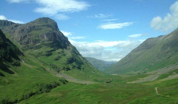 Luoghi più suggestivi delle Highlands scozzesi: Glencoe