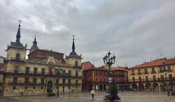 Luoghi da non perdere a León - Plaza Mayor, barrio Húmedo