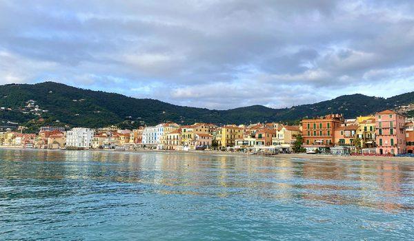 Spiagge libere e stabilimenti balneari ad Alassio - Riviera ligure