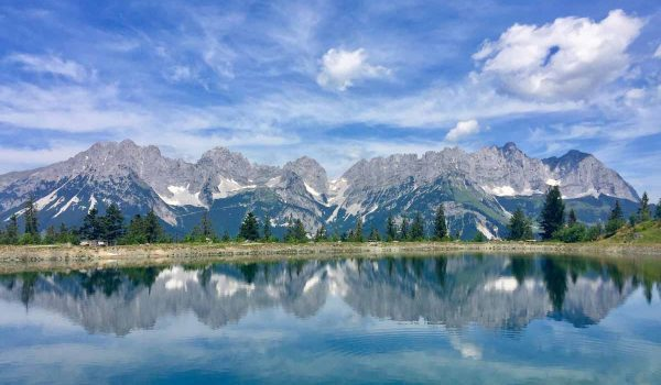 Da Going all'Astbergsee - Wilder Kaiser, Tirolo