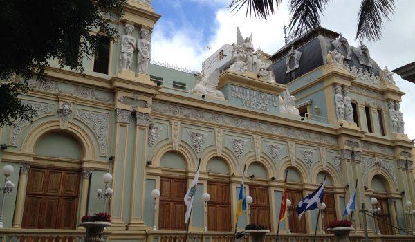 Santa Cruz de Tenerife: Círculo de Amistad