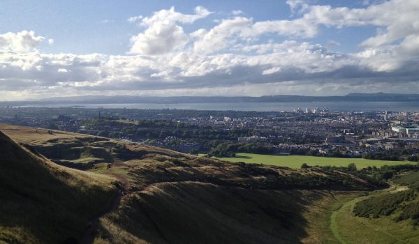 Scampagnata a Edimburgo con salita su Arthur's Seat