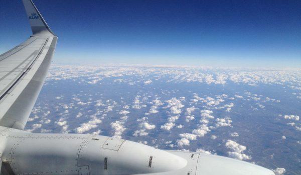 In volo con Klm, membro dello Skyteam