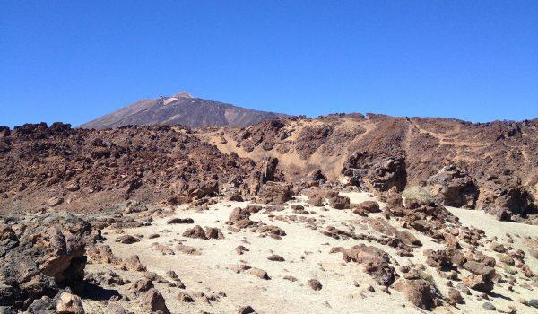 Minas de San José Sur al Teide
