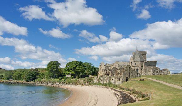 Boat trip to Inchcolm Abbey - Edinburgh, Scotland