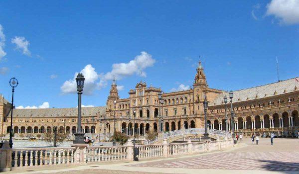 Viaggio in Andalusia: Plaza de España a Siviglia