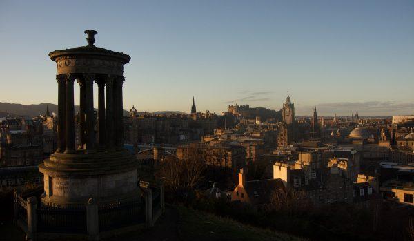 Places to visit in Edinburgh, Scotland - Calton Hill