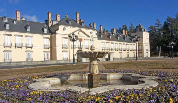 Palazzo Reale di El Pardo a Madrid | Check-in Blog di Stefano Bagnasco