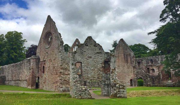 Cosa vedere negli Scottish Borders: la Dryburgh Abbey